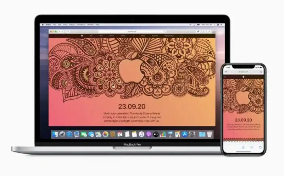 apple new online store in india